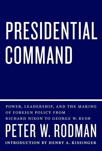 Download Presidential Command Book