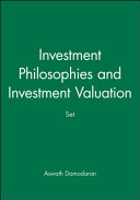 Investment Philo + Investment Val