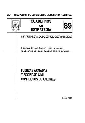 Fuerzas Armadas y sociedad civil PDF