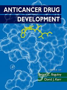 Anticancer Drug Development Book