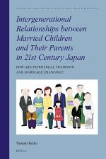 Intergenerational Relationships between Married Children and Their Parents in 21st Century Japan