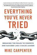 Everything You ve Never Tried PDF
