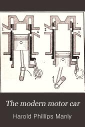 The modern motor car: a book of simplified upkeep