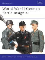 World War II German Battle Insignia PDF