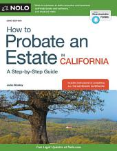 How to Probate an Estate in California: Edition 23