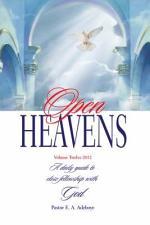 Open Heavens 2012