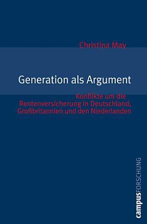 Generation als Argument PDF