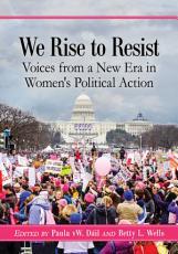 We Rise to Resist PDF