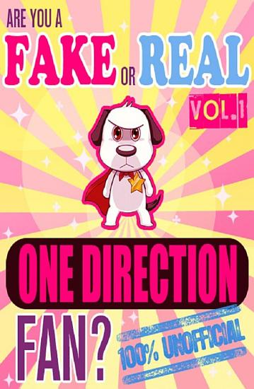 Are You a Fake or Real One Direction Fan  Red Version   The 100  Unofficial Quiz and Facts Trivia Travel Set Game PDF