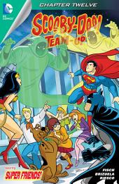 Scooby-Doo Team Up (2013-) #12