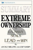 Summary of Extreme Ownership Book