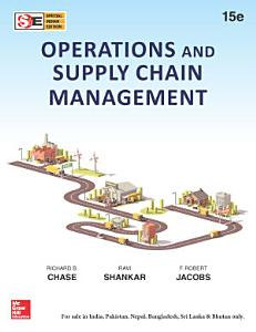 Operations and Supply Chain Management  15e  SIE  PDF