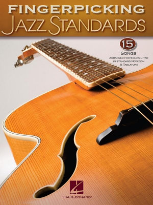 Fingerpicking Jazz Standards  Songbook