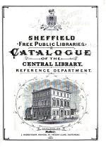 Catalogue of the Central Library