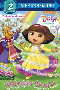 Fairytale Magic  Book