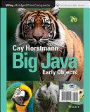 Big Java PDF