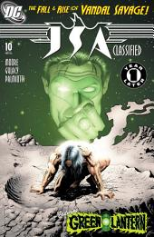 JSA: Classified (2005-) #10