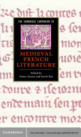 The Cambridge Companion to Medieval French Literature PDF