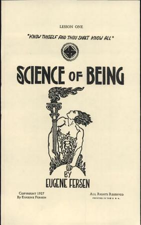Science of Being PDF