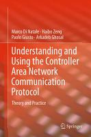 Understanding and Using the Controller Area Network Communication Protocol PDF