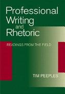 Professional Writing and Rhetoric PDF