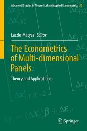 The Econometrics of Multi-dimensional Panels: Theory and Applications