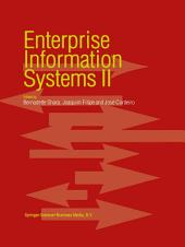 Enterprise Information Systems II