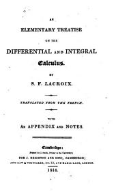 An Elementary Treatise on the Differential and Integral Calculus: Volume 25