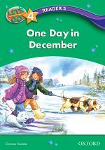 One Day in December (Let's Go 3rd ed. Level 4 Reader 5)