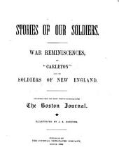 Stories of Our Soldiers: War Reminiscences