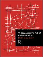 Wittgenstein s Art of Investigation PDF