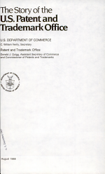 The Story of the United States Patent and Trademark Office