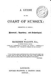 A guide to the coast of Sussex