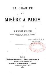 La charité et la pauvreté à Paris