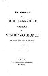 In morte di Ugo Bassville, Cantica