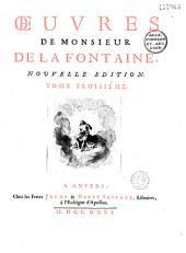 Oeuvres de Monsieur de La Fontaine