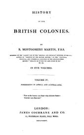 History of the British Colonies: Possessions in Africa and Australia