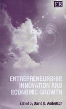 Entrepreneurship  Innovation and Economic Growth PDF