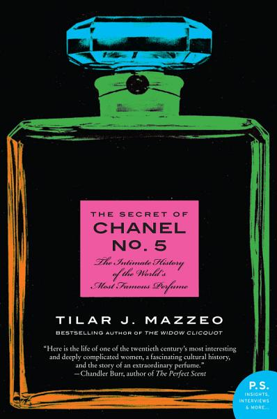 Download The Secret of Chanel No  5 Book