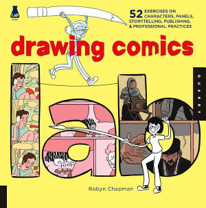 Drawing Comics Lab PDF