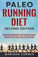 Paleo Running Diet Second Edition Book