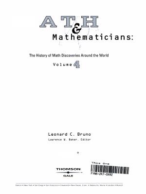 Math and Mathematicians PDF