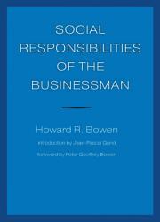 Social Responsibilities of the Businessman PDF