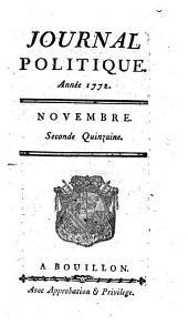 Journal politique, ou Gazette des gazettes