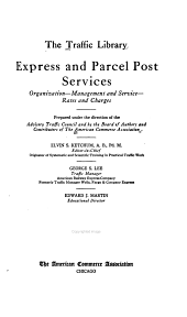 Express and parcel post services