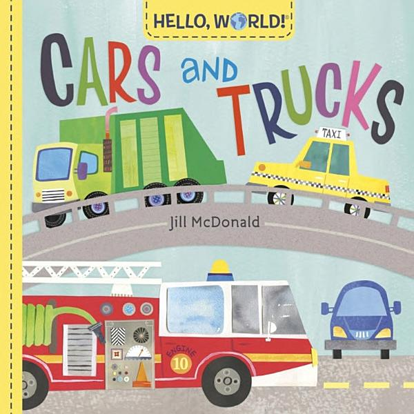 Download Hello  World  Cars and Trucks Book