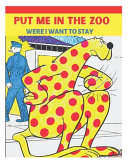 Put Me In The Zoo Were I Want To Stay PDF