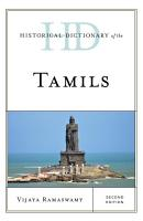 Historical Dictionary of the Tamils PDF