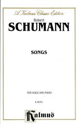 Songs, Op. 24, Op. 27/1: Vocal Collection