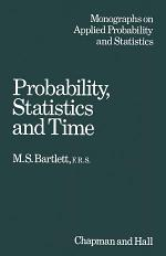 Probability, Statistics and Time